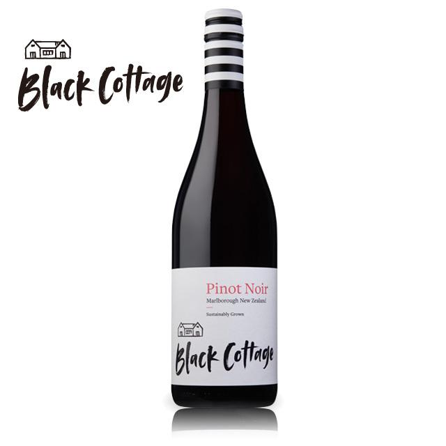 Black Cottage Pinot Noir 2018 / ブラックコテージ ピノノワール