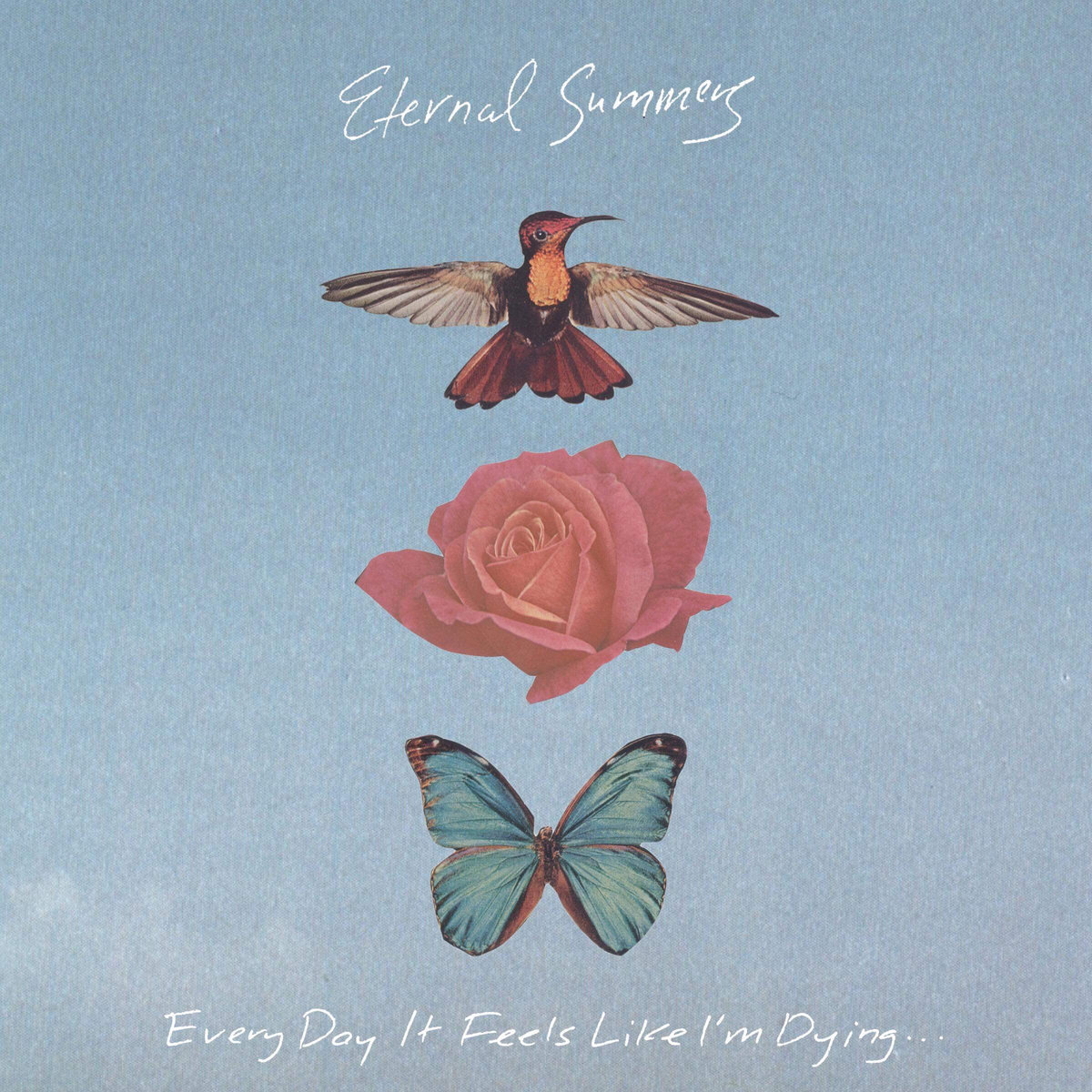 Eternal Summers / Every Day It Feels Like I'm Dying… (200 Ltd LP)