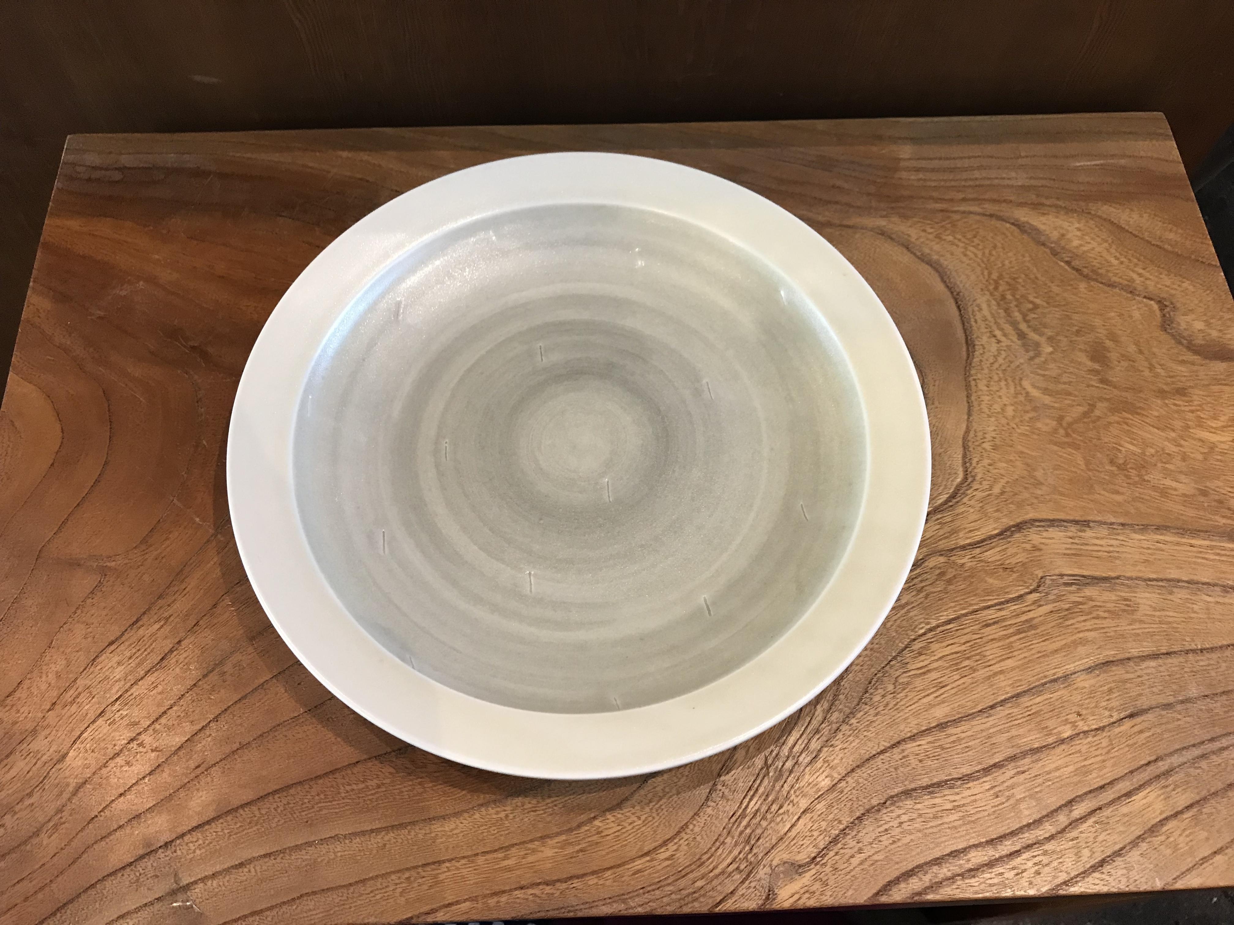 砥部焼 すこし屋 平皿
