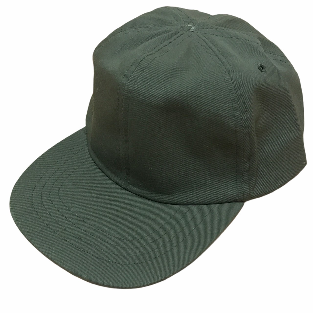 80's Dead stock U.S.ARMY CAP,HOT WEATHER,OLIVE GREEN 507