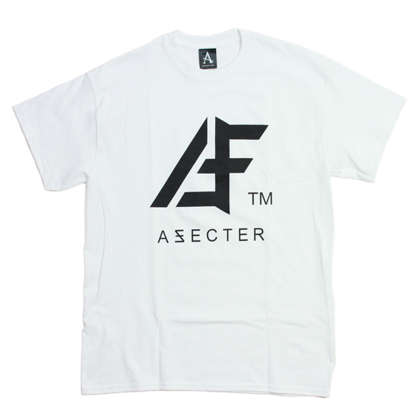AFFECTER(アフェクター)   AFF TM S/S Tee (White)