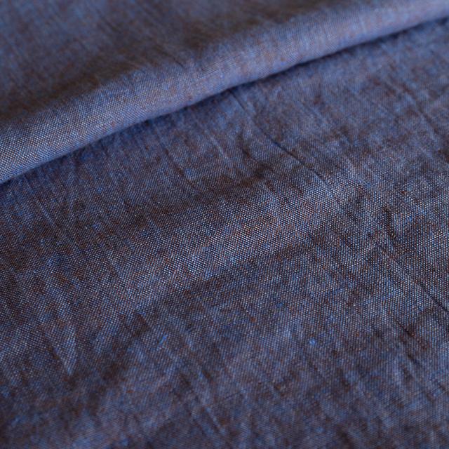 リトアニアリネン/R10フォレスト ブルー