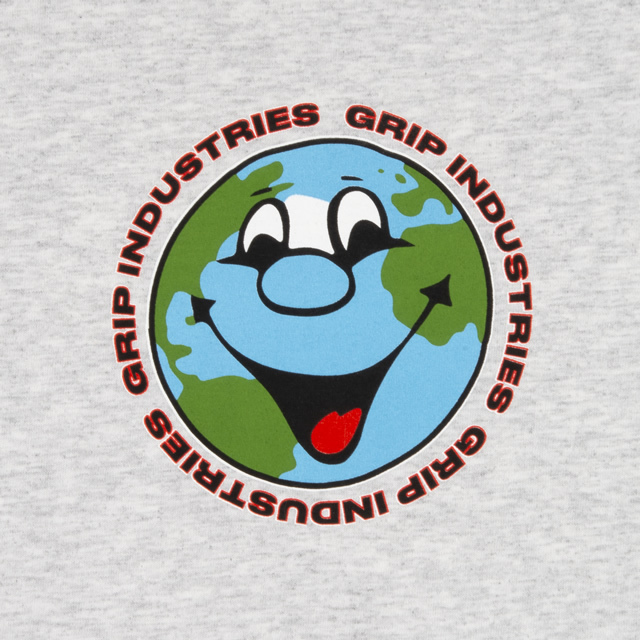 CLASSIC GRIP|GRIP INDUSTRIES T-SHIRT
