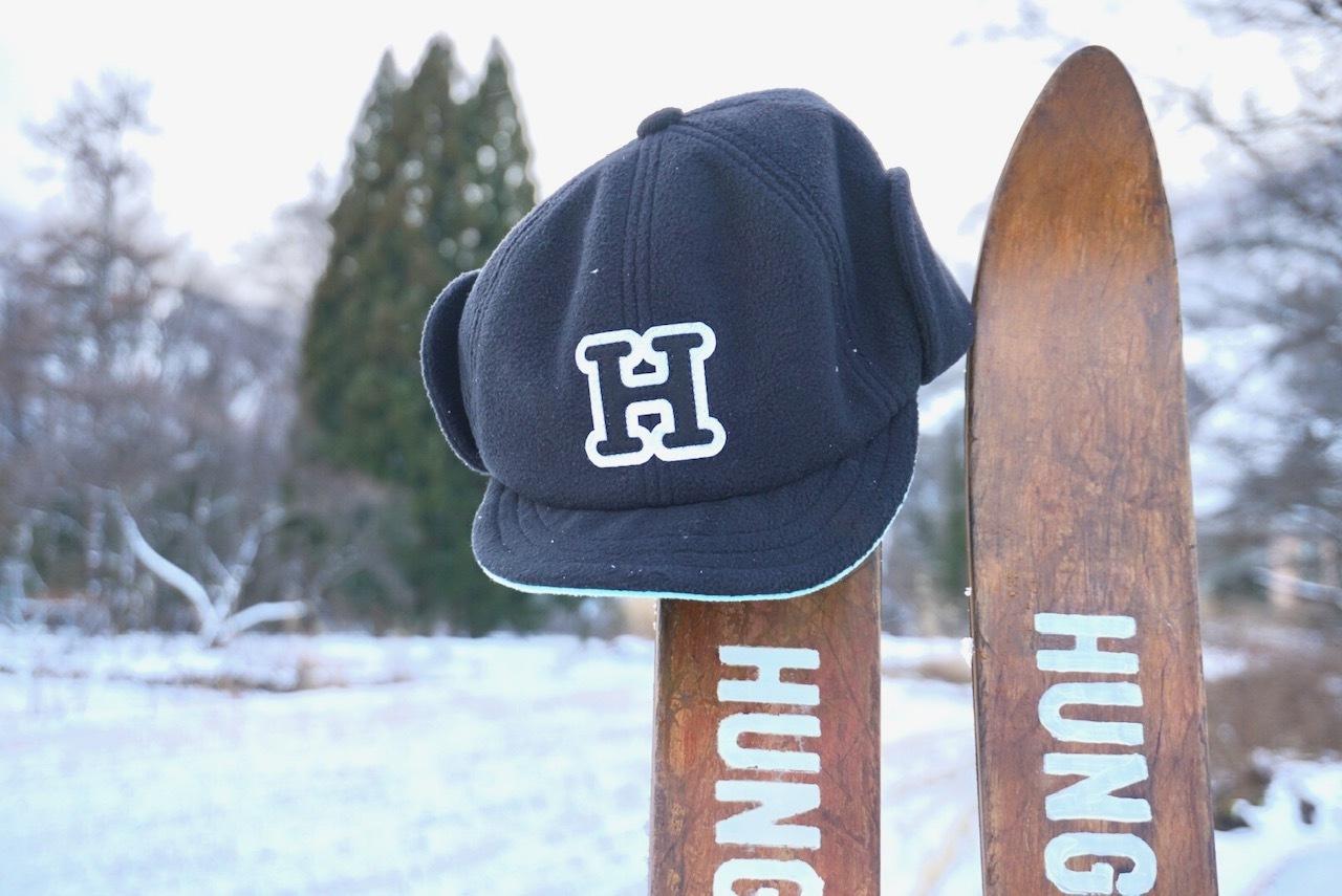 HOT CAP  Black