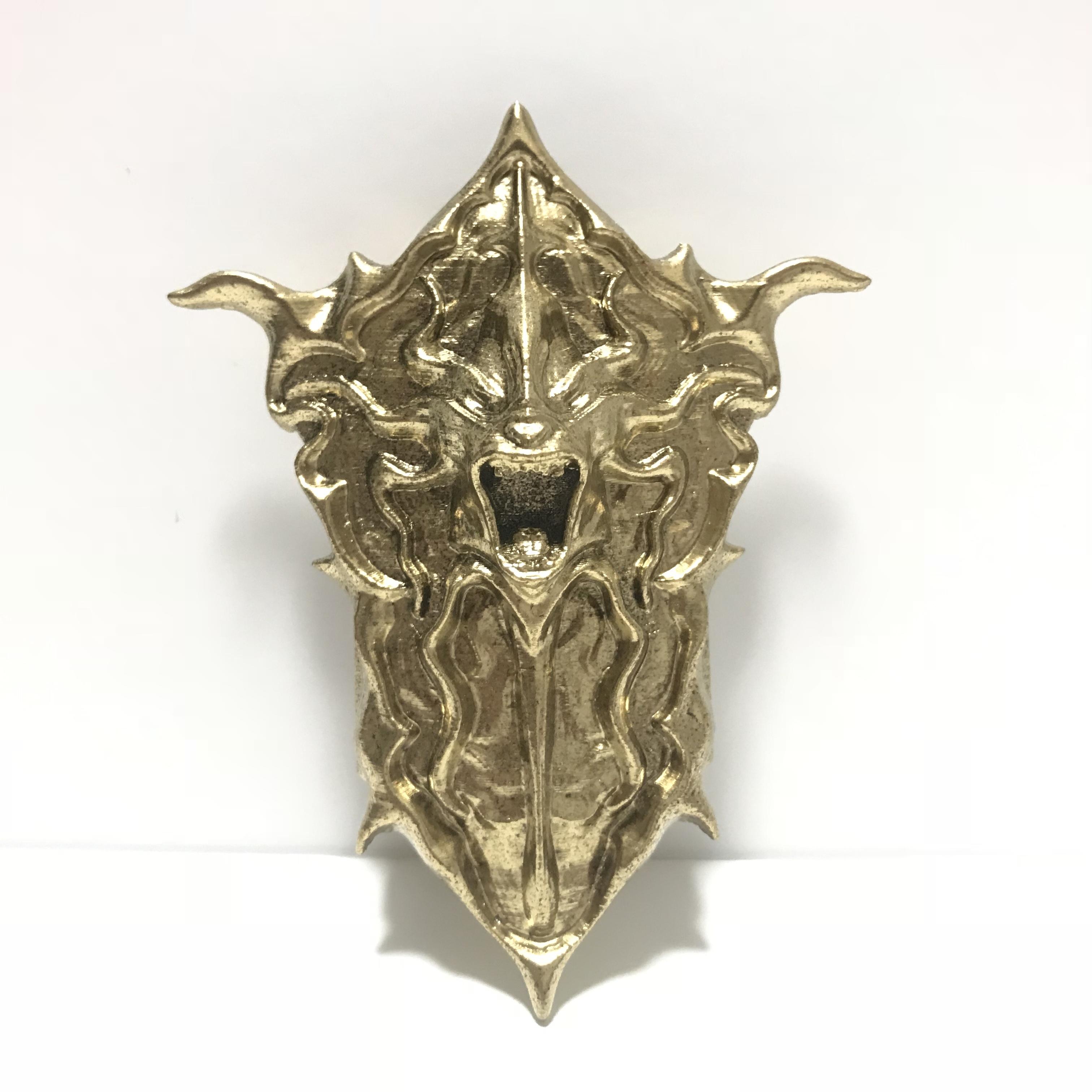 サイドレイルシールド/デーモン Side Rail Shield Demon