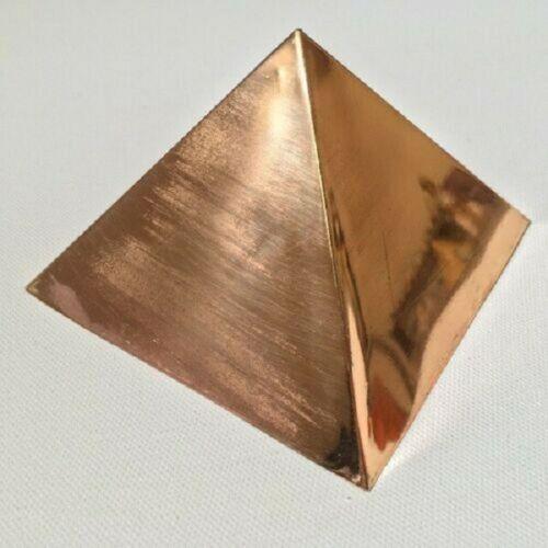 メディテーション 瞑想 ピラミッド 銅製 72cm X 72cm (底辺)