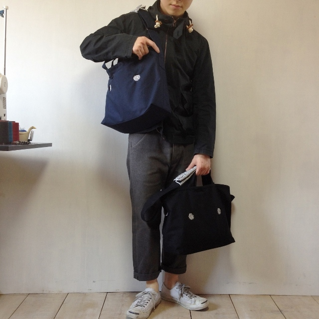 【受注製作】CATALOG PAGE | MARUMADO BAG