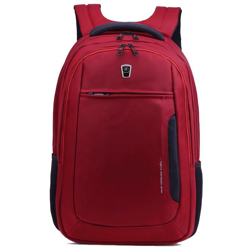 TIGERNU T-B3029 高品質ナイロンPCリュック赤
