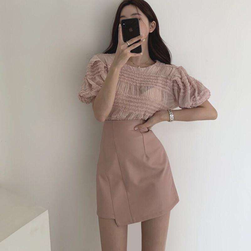pink 2set