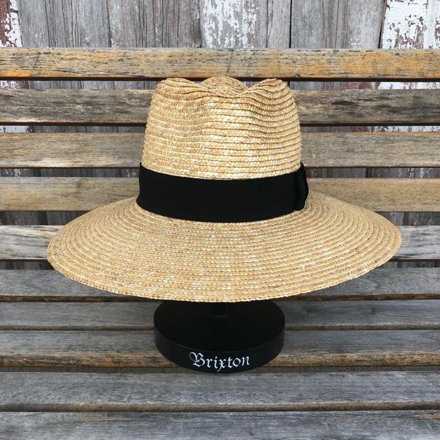 BRIXTON #Joanna Hat Honey