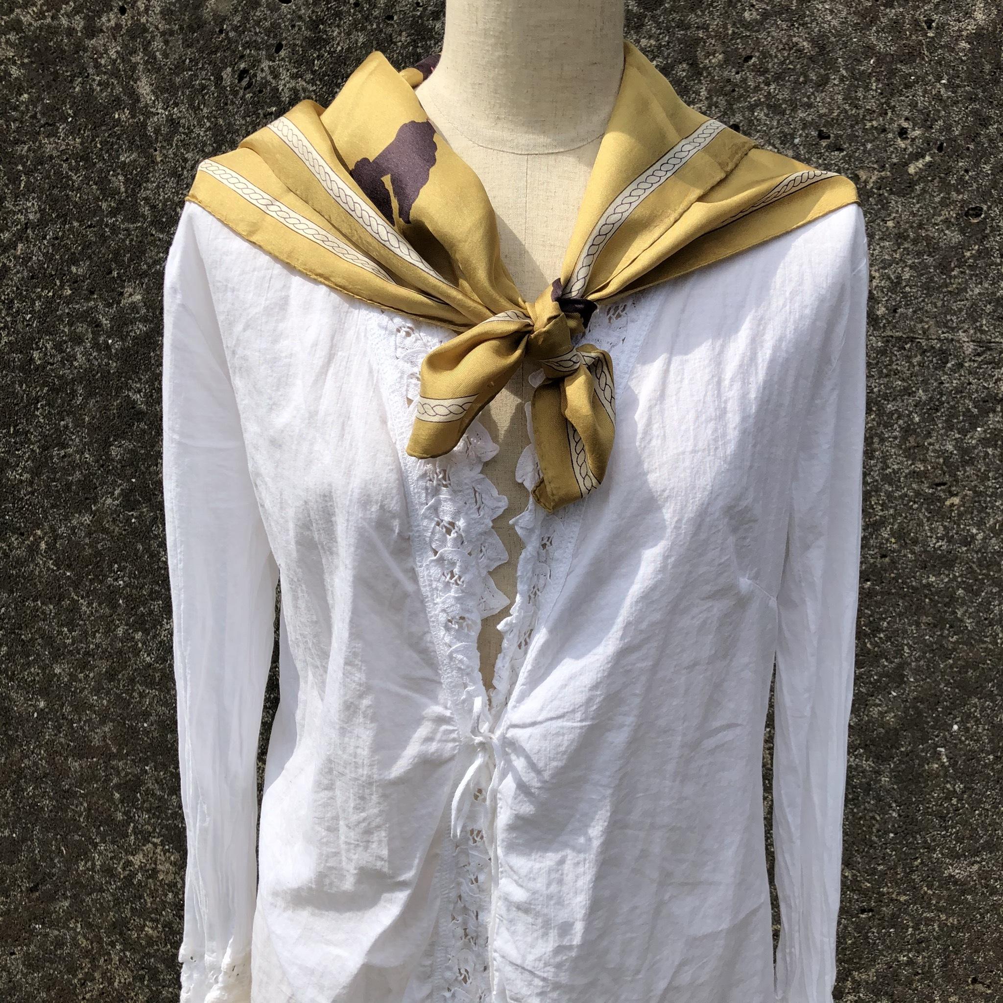vintage dog scarf
