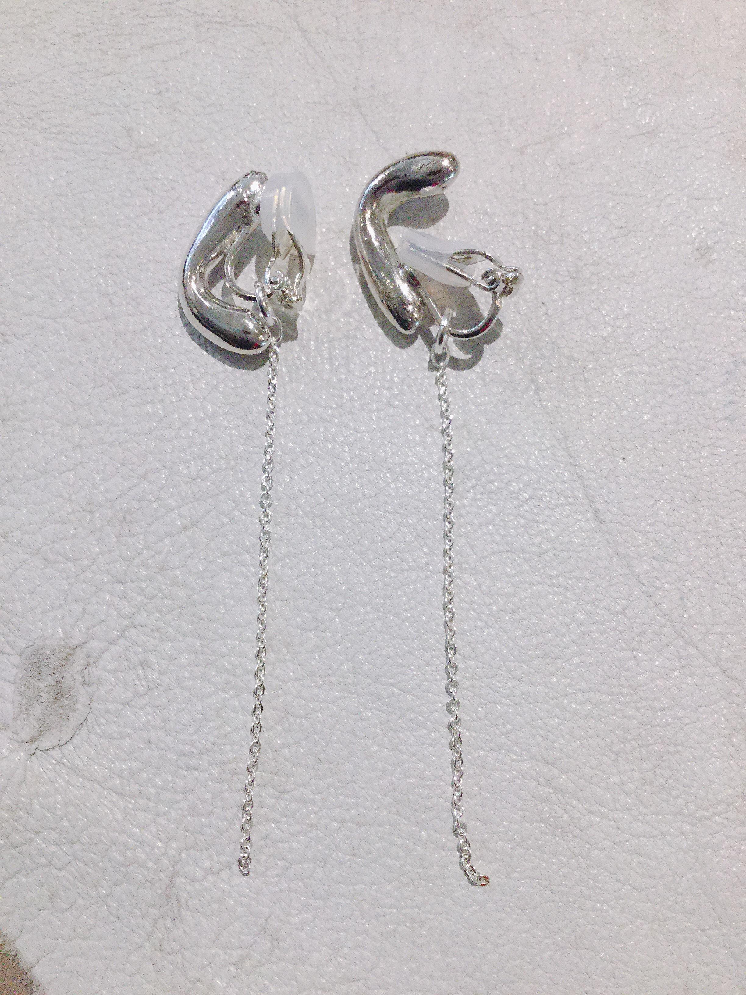 ucalypt    deformation earring