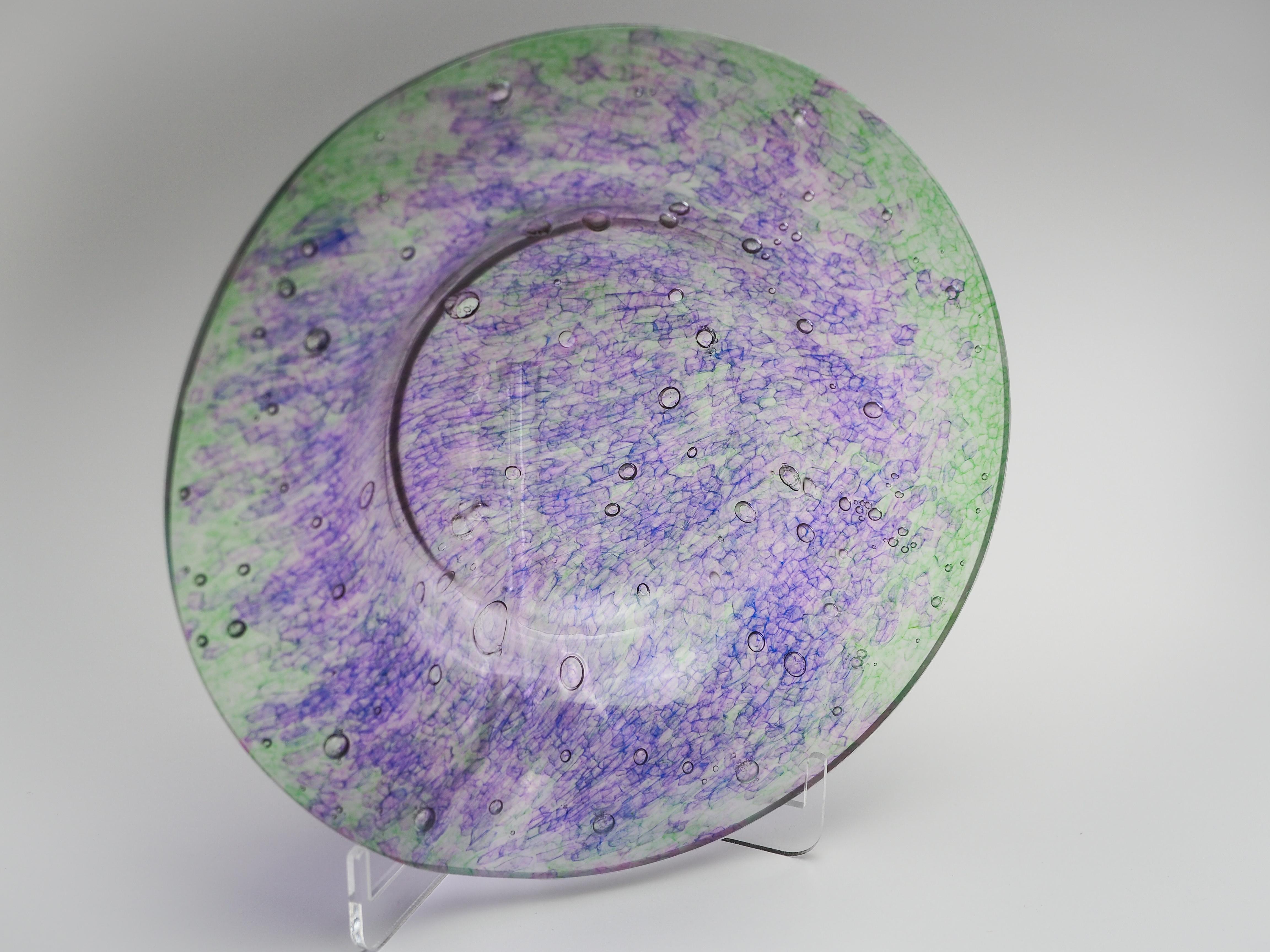 フルーツボウル-CL(紫×緑)fb-cl-9