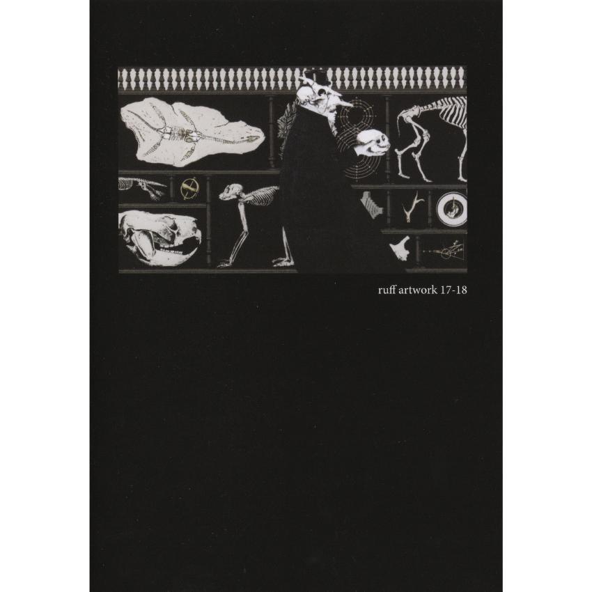 ruff / ZINE「ruff artwork 17-18」