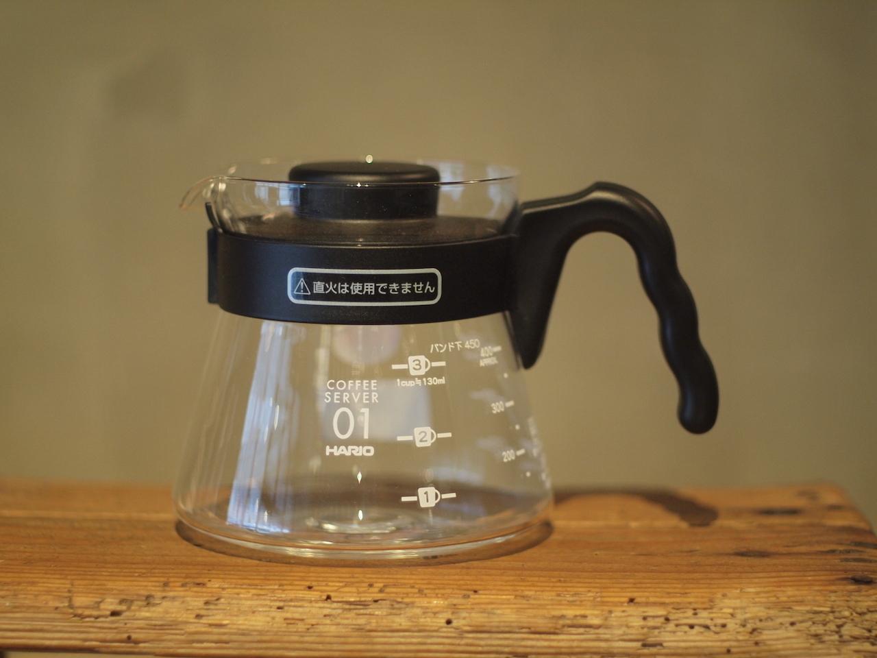 HARIO V60コーヒーサーバー450