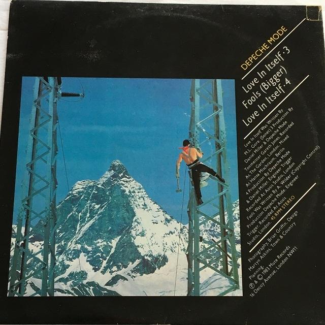 【12inch・英盤】Depeche Mode / Love In Itself