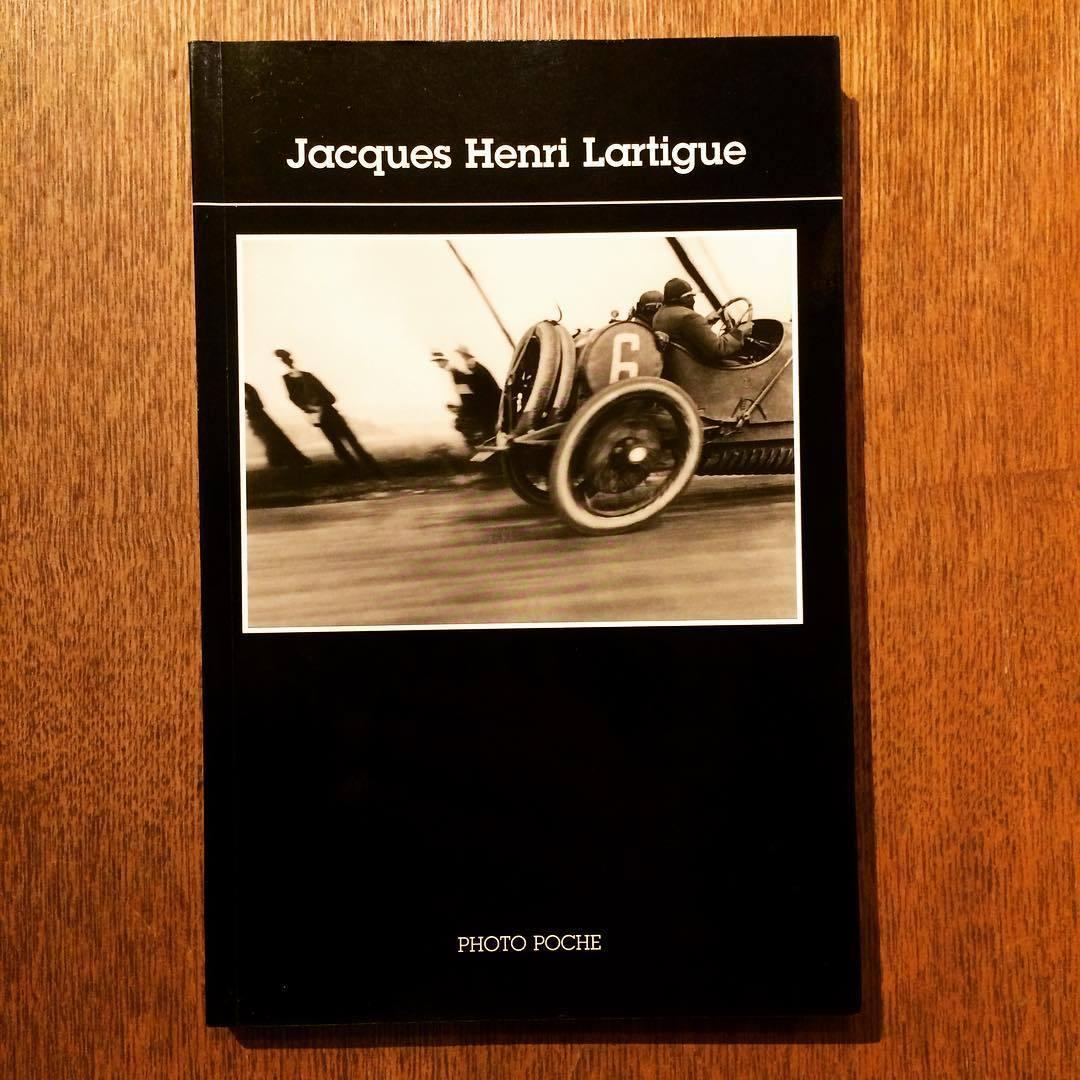 ジャック=アンリ・ラルティーグ写真集「Jacques Henri Lartigue(Photo poche)」 - 画像1