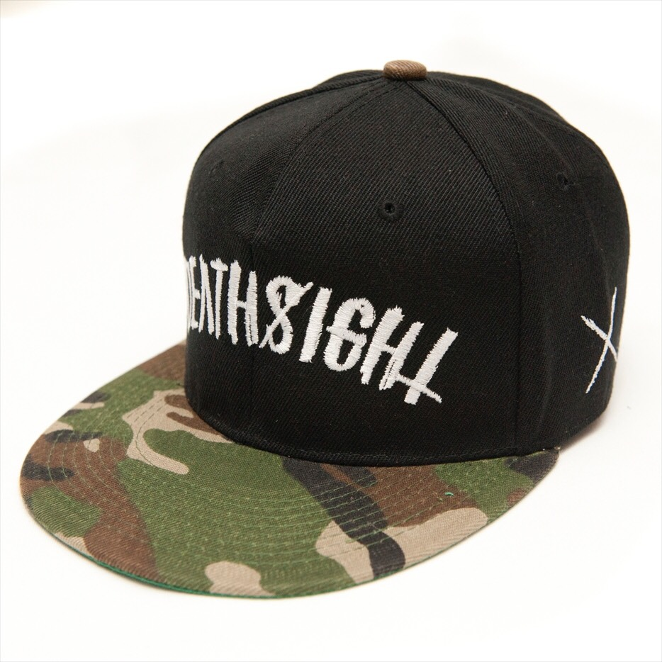 """deathsight"" CAP / CAMO - 画像1"