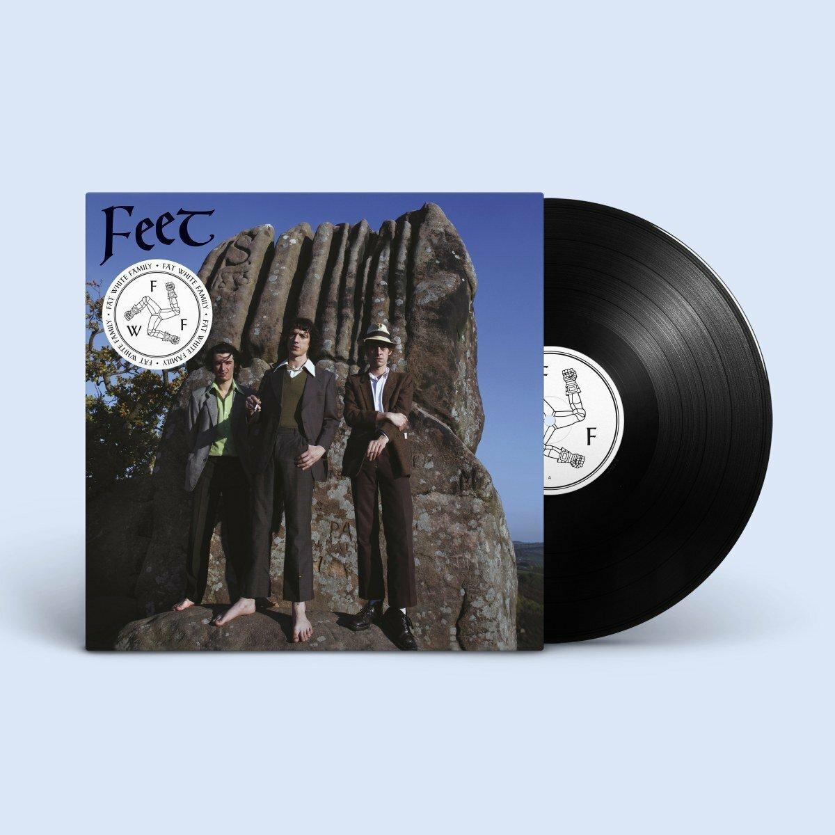 Fat White Family / Feet(1000 Ltd 12inch Single)