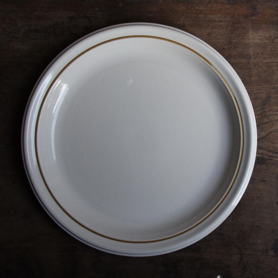 ミカサ ストーンウェア大皿 在庫1枚