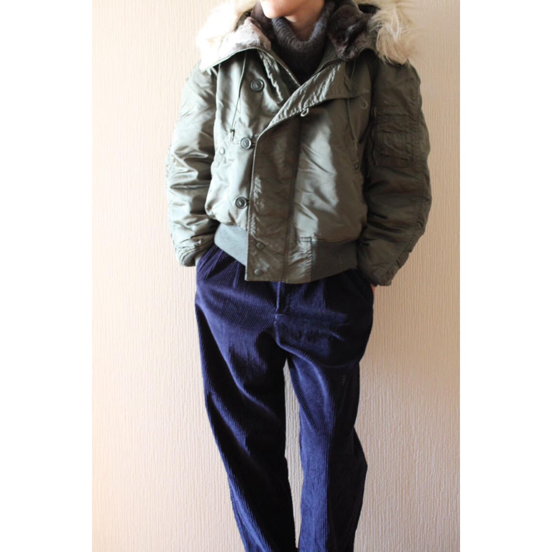 Vintage N-2B flight jacket