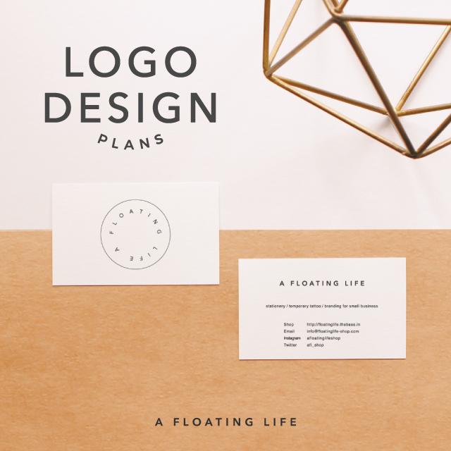 ロゴ デザイン制作