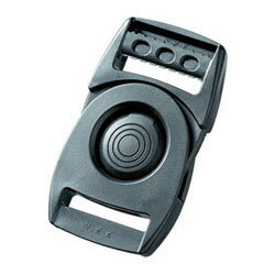YKK LB30Q バックル 90°回転 プッシュボタン式 黒 10個単位