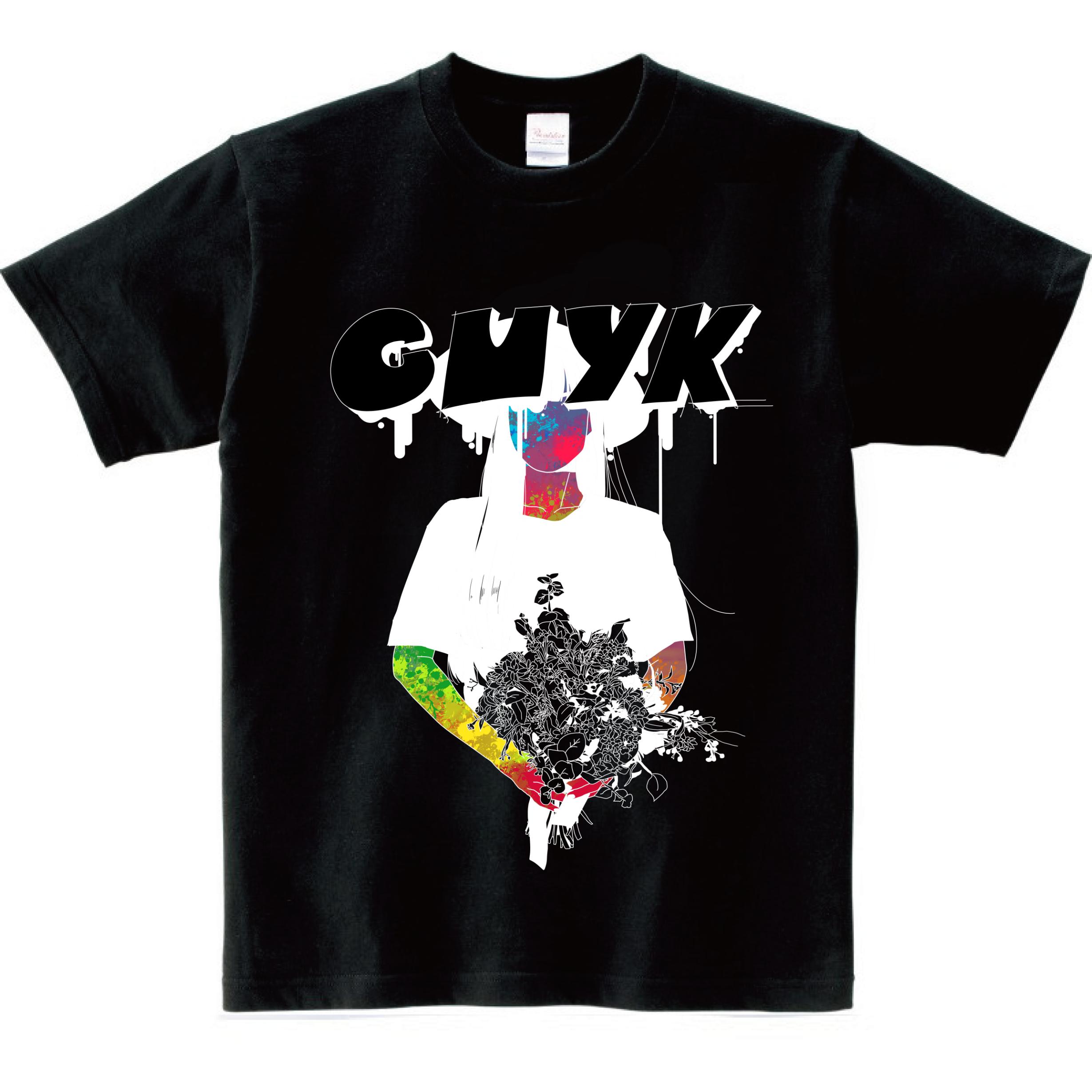 彩る cmyk - black