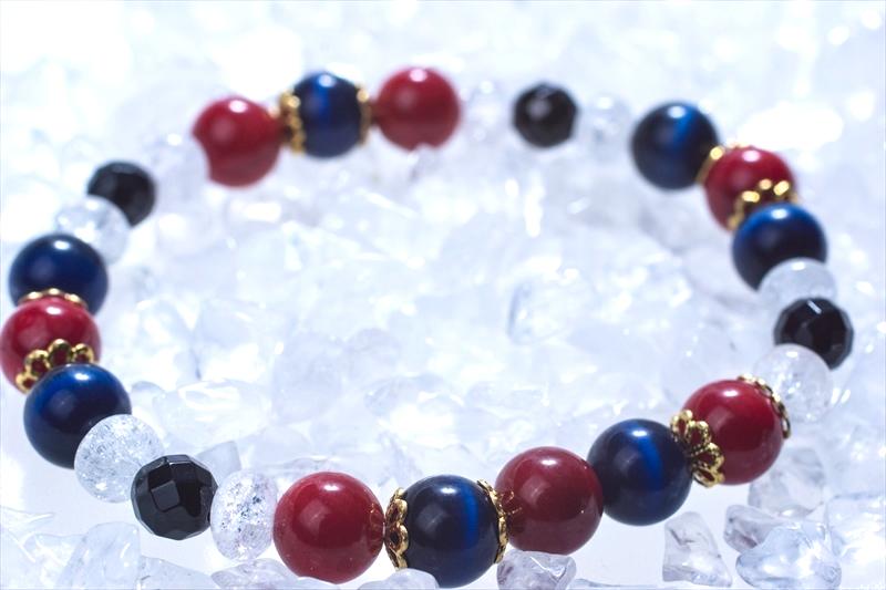 berry stone【パワーストーンブレスレット 】 - 画像1