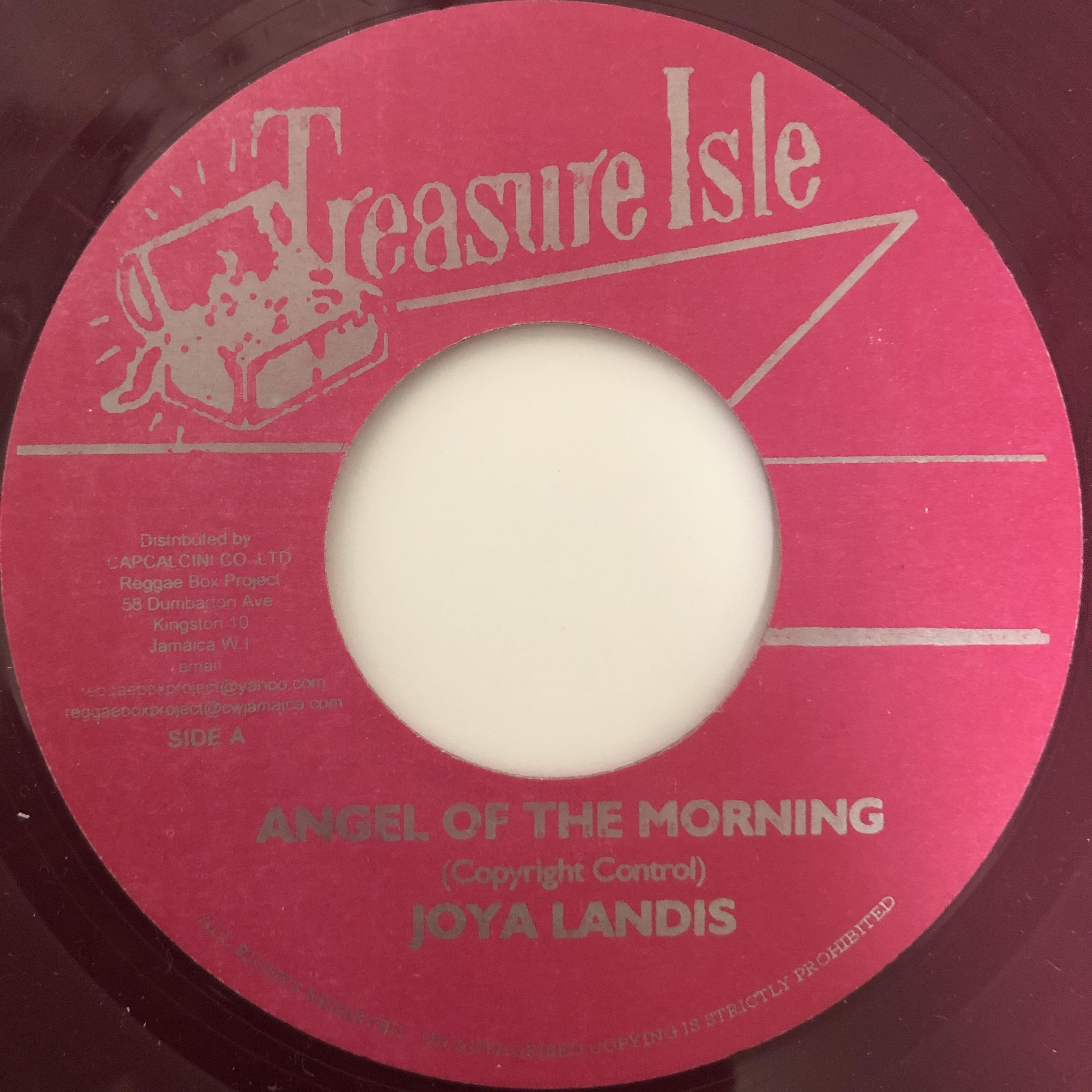 Joya Landis - Angel Of The Morning【7-20389】