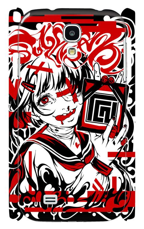 (Galaxy S4 SC-04E)Tシャツ図柄