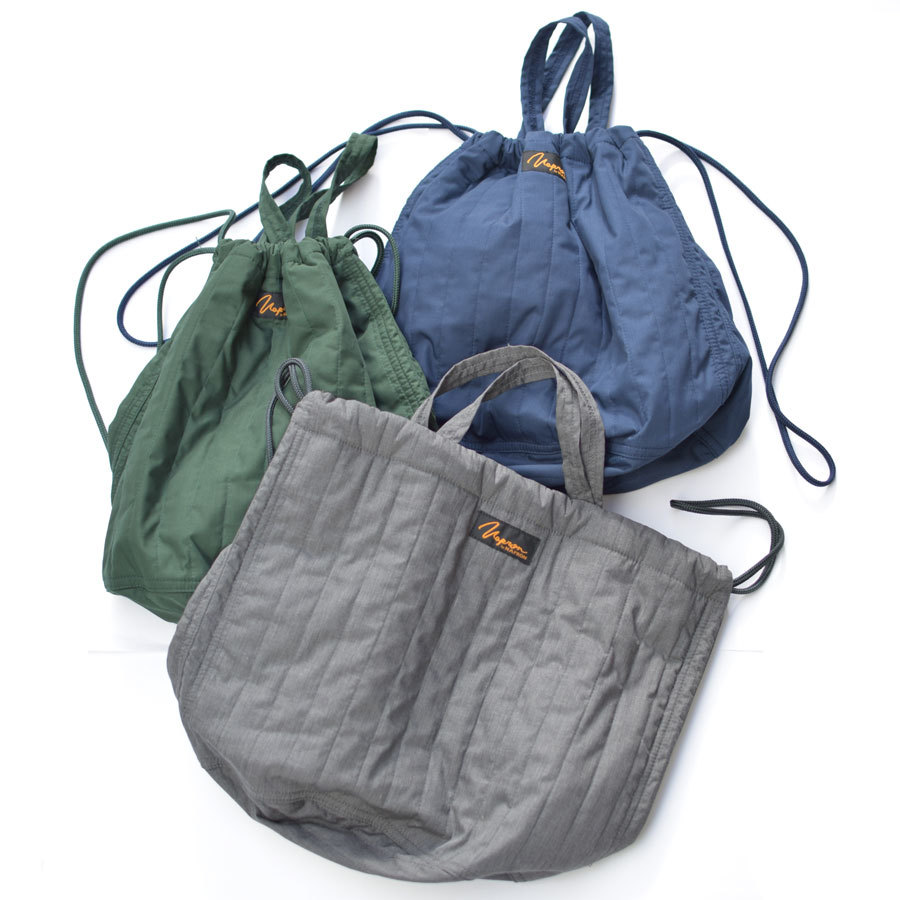 20%OFF【セール】NAPRON QUILTING PATIENTS BAG ナプロン キルティングペイシェントバッグ