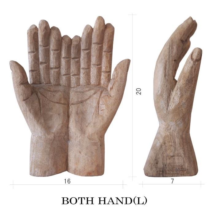 "HAND ""BOTHHAND (L)"""