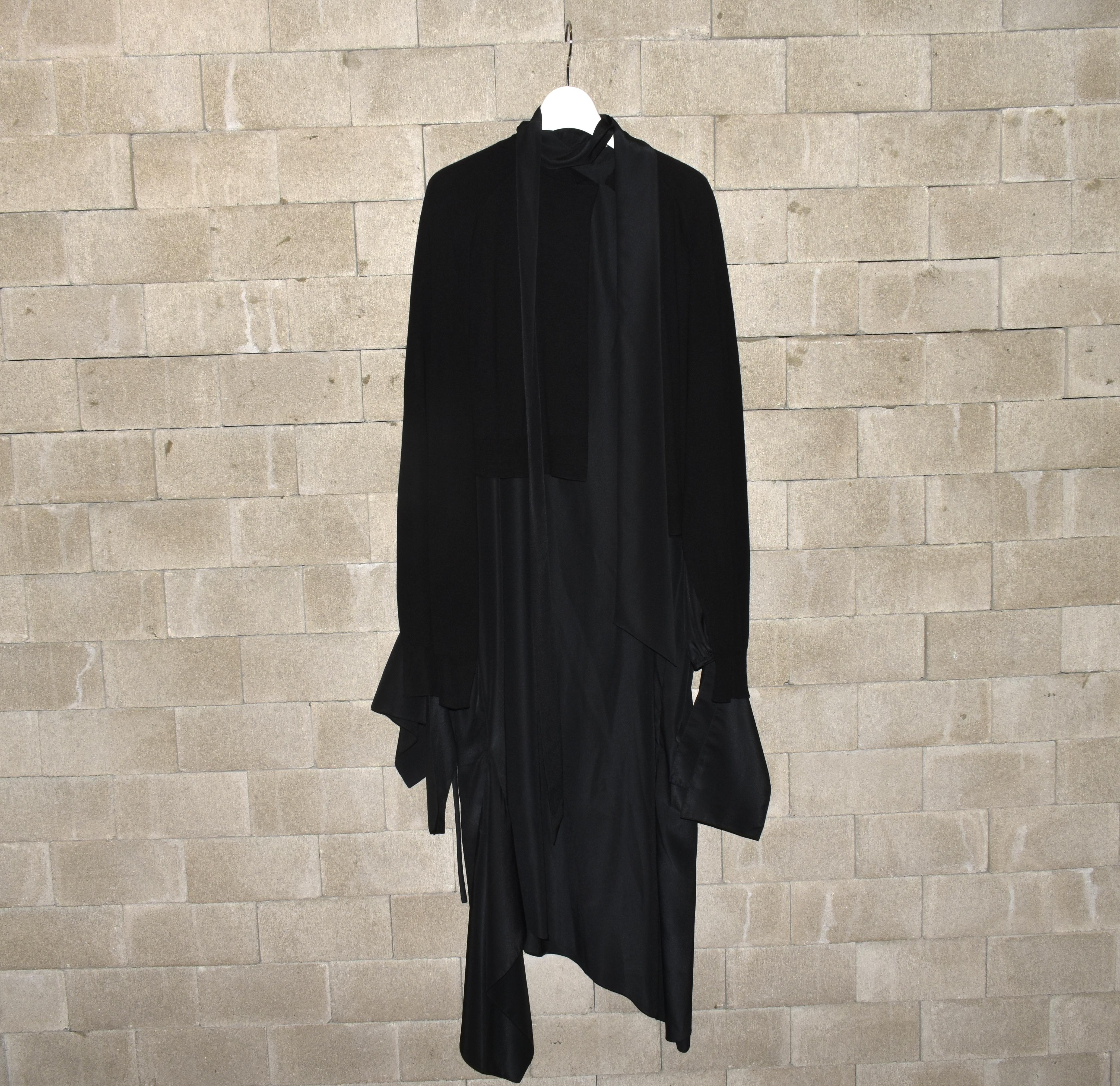 Rokh Layered Knit Dress