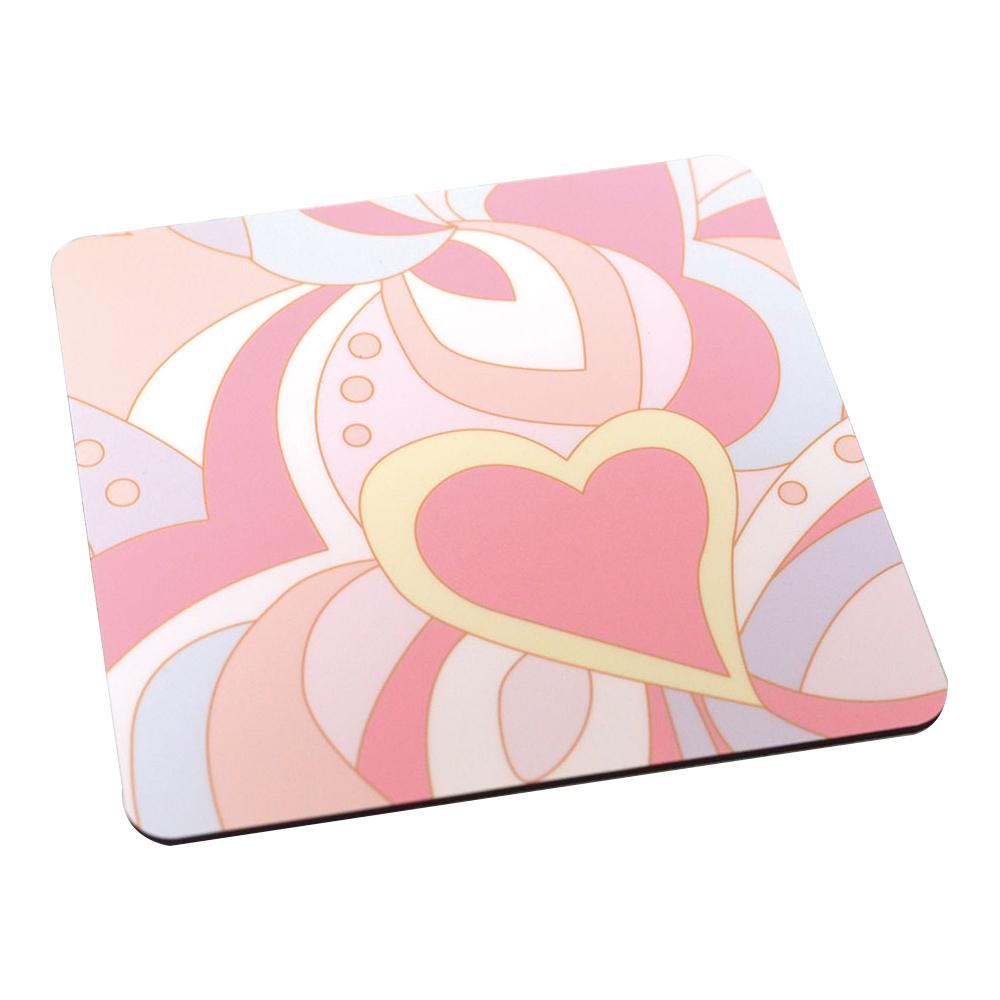 プッチ柄風マウスパッド【ピンク】MP010
