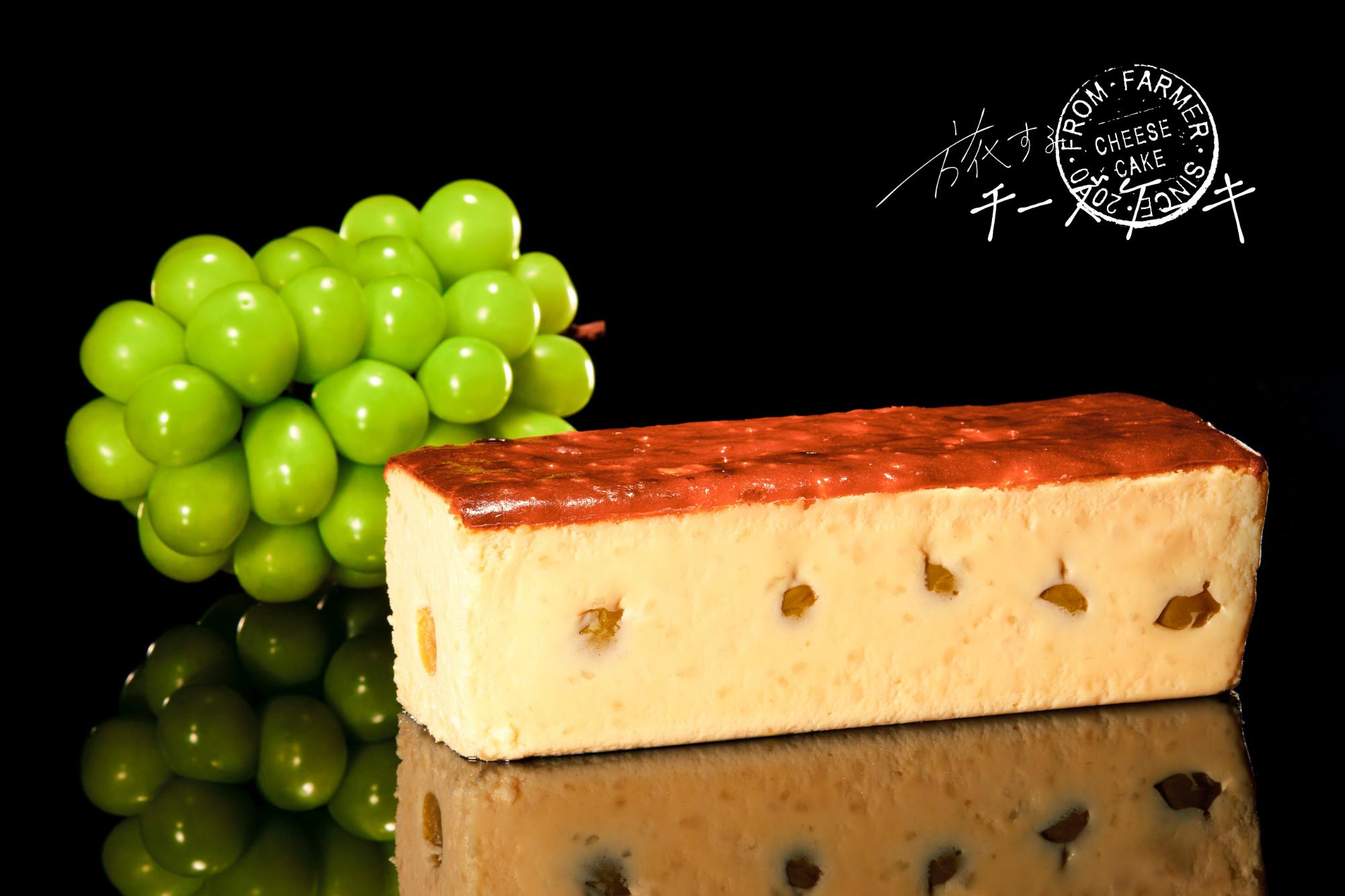 【配送希望の方はこちらから】旅するチーズケーキ ハーフ fromアグリスジャパン