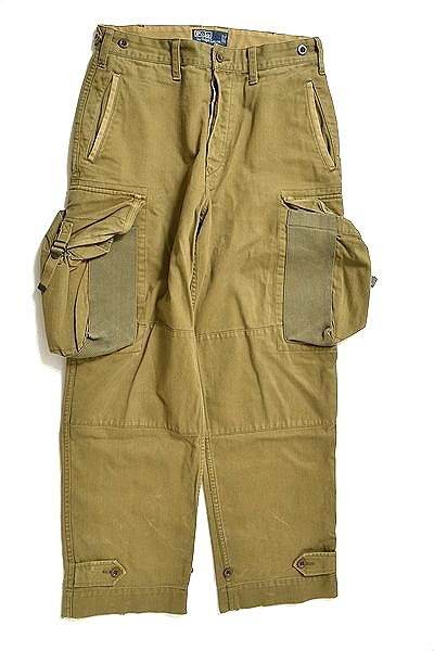 Ralph Lauren size30 military pants cargo pants/polo