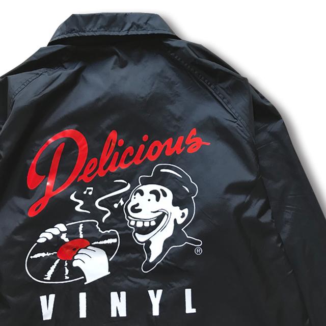 Delicious Vinyl / Classic Logo Coach JKT