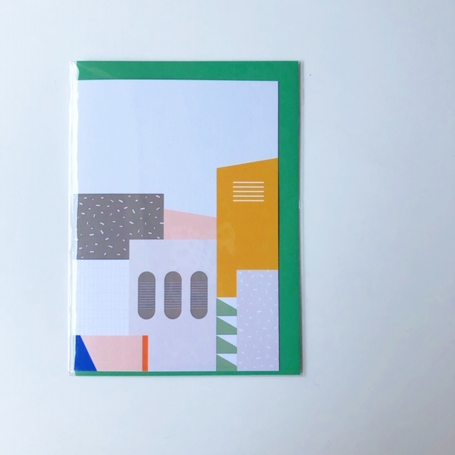 Tom pigeon for barbican   ART CARD アートカード