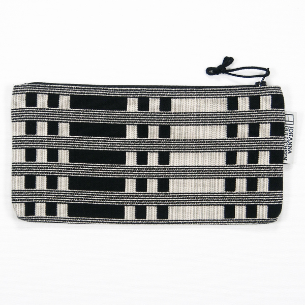 JOHANNA GULLICHSEN Long Purse Tithonus Black