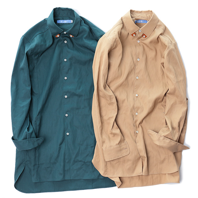 'Button Down' Long Shirts