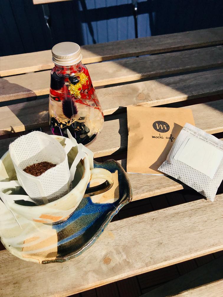 自家焙煎珈琲 ドリップバックコーヒー mochiブレンド 5個パック