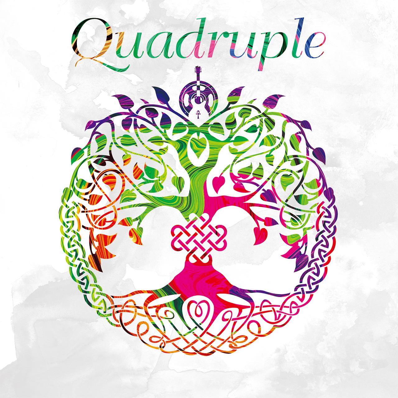 CD:『Quadruple』mintmints(ミントミンツ) - 画像1