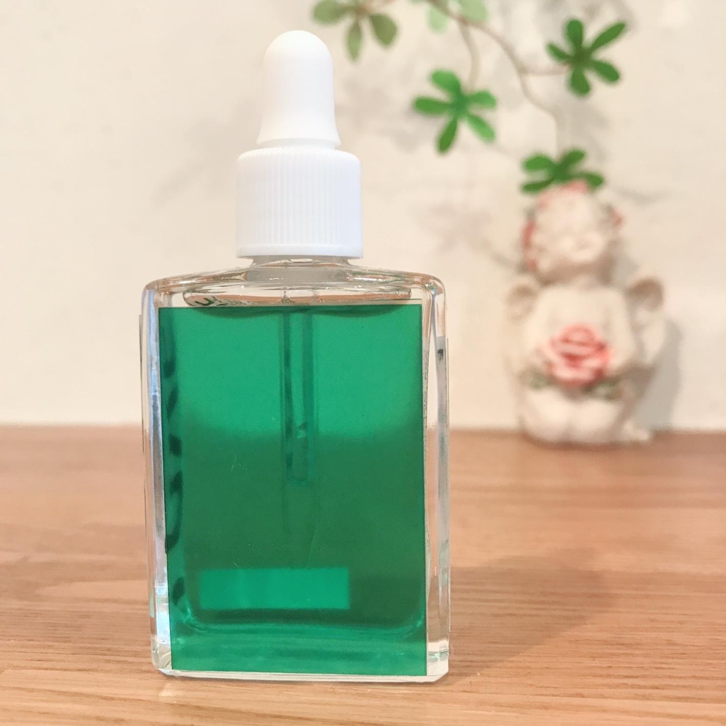 ラブ(愛)♡グリーン|カラーライトエリクシール / フローラコロナ
