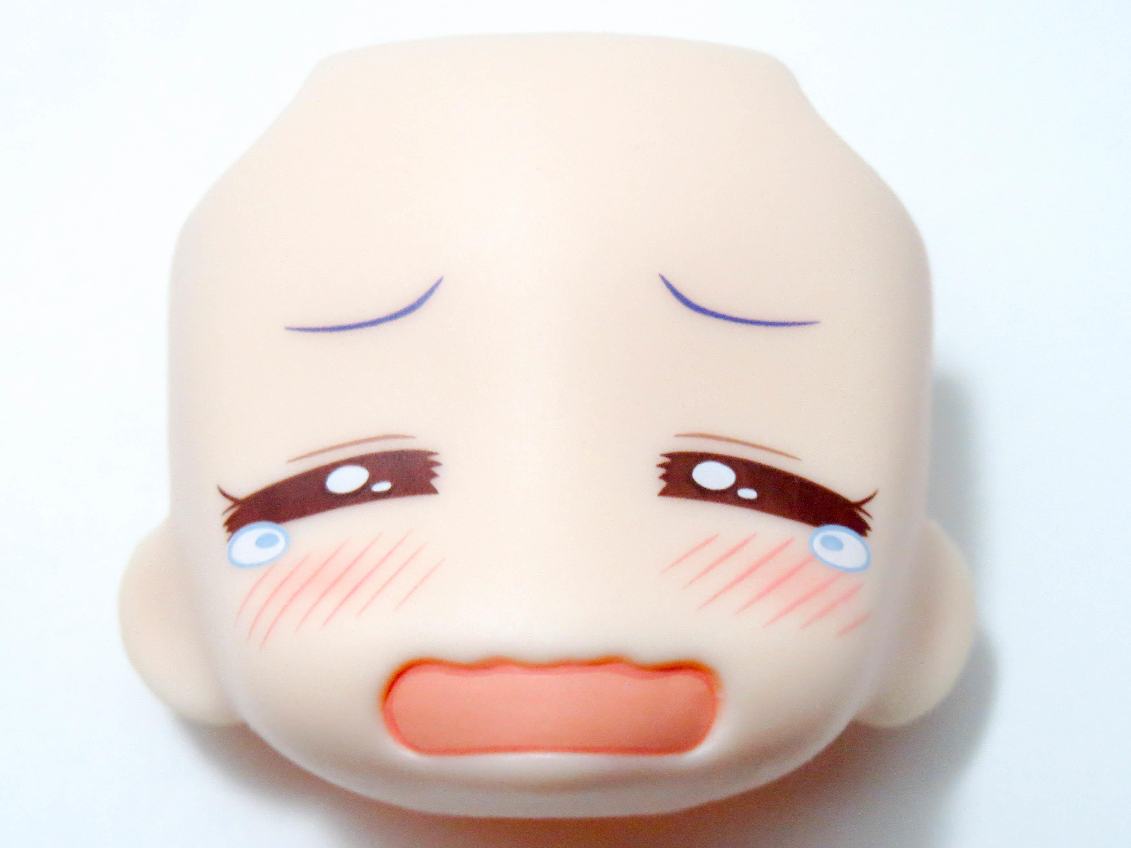 【639】 涼風青葉 顔パーツ ダメだ―!顔 ねんどろいど