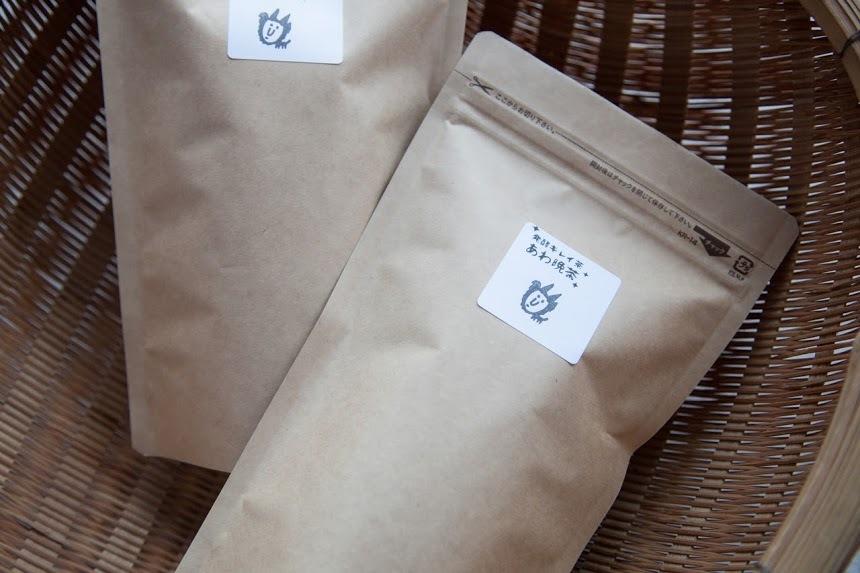 発酵キレイ茶阿波晩茶(大サイズ) ※人気NO.3