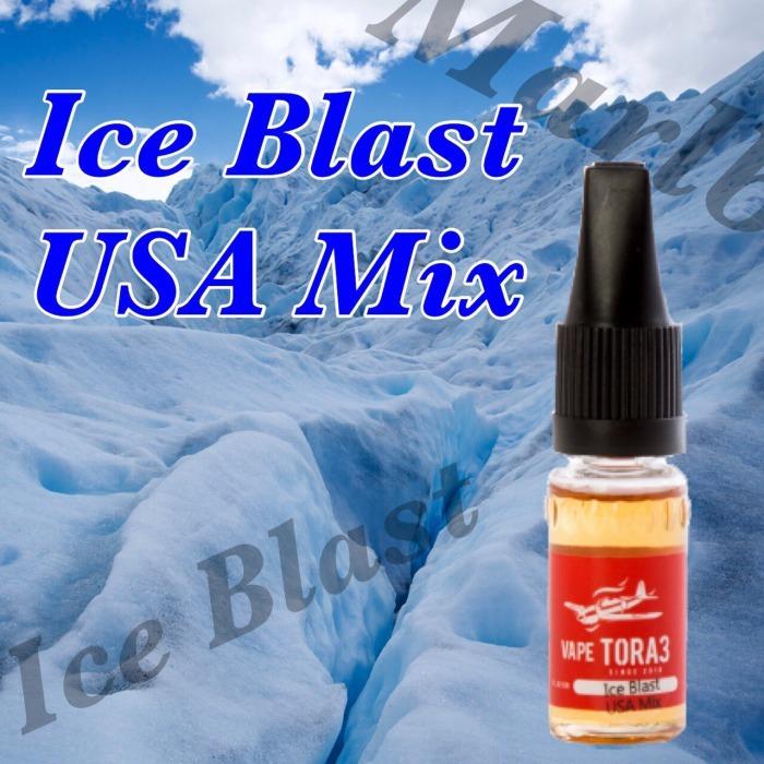 Ice Blast USA Mix(マルボロアイスブラスト風味) 電子タバコ リキッド 10ml VAPETORA3