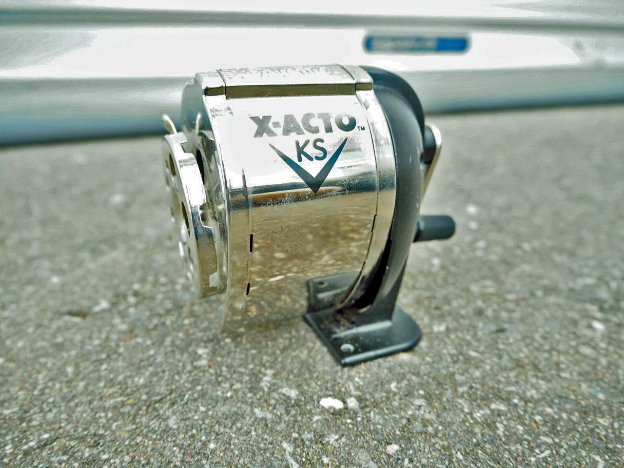 品番3661 鉛筆削り ELMER'S エルマーズ X-acto モデル Ks Pencil Sharpener 011