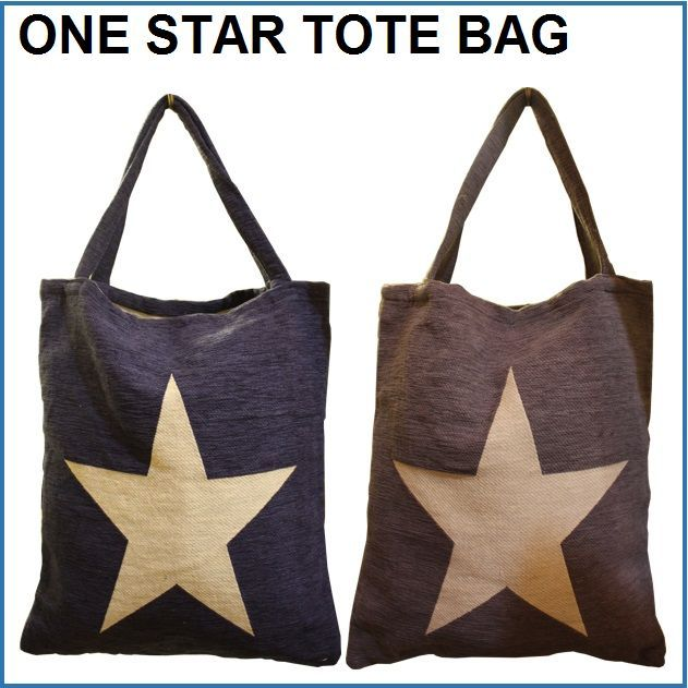 ONE STAR トートバッグ