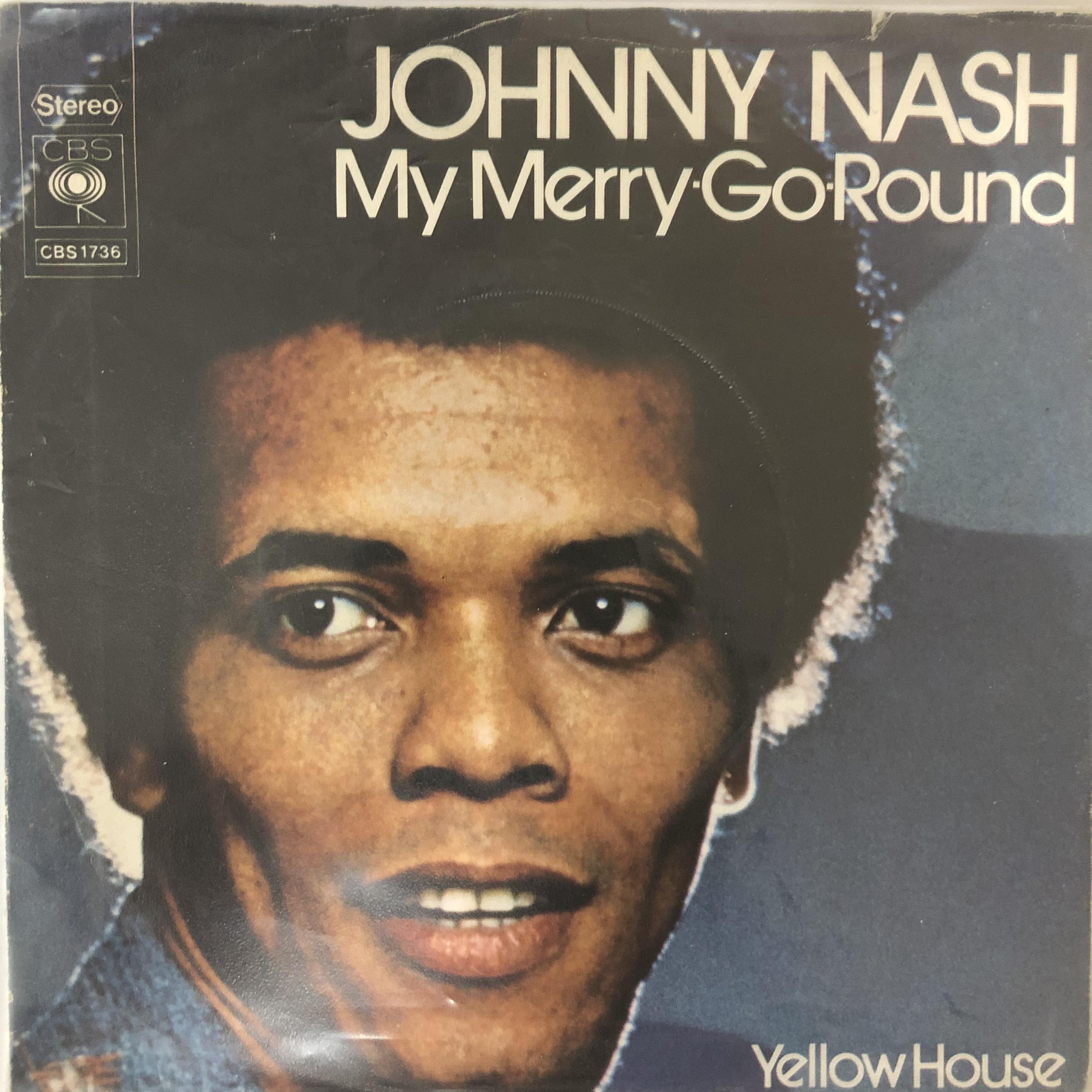 Johnny Nash - My Merry-Go-Round【7-20523】